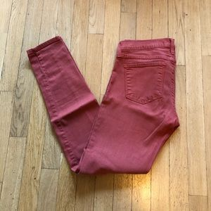 Faded red Flying Monkey Jeans 9